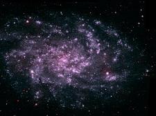 Triangulum galaksija (Foto: Nasa)