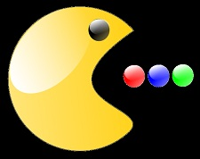 Pac Man (Izvor: Wikimedia Commons)
