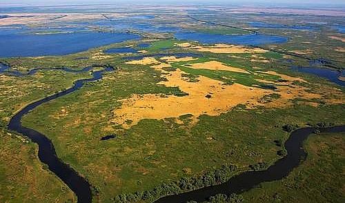 Delta Dunava (foto: freedomtreks.co.uk)