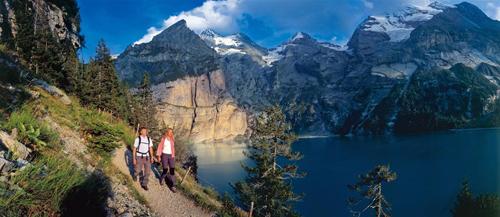 Švicarske Alpe, Jungfrau - Aletsch - Bietschhorn (foto: Švicarska turistička zajednica)