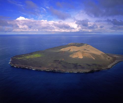 Vulkanski otok Surtsey (foto: Ministarstvo zaštite okoliša Islanda)