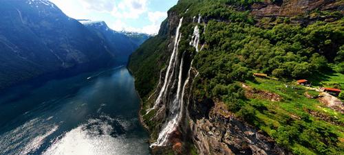 Geirangerfjord (Foto: Norveška turistička zajednica)