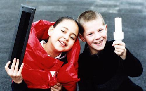 Osnovnoškolci u pohodu na energetsku učinkovitost (foto: