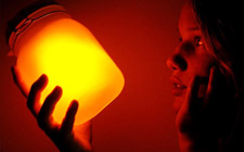 Solarna lampa (foto: Dornob.com)