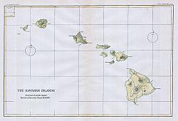 Karta Havaja (foto: Wikimedia)