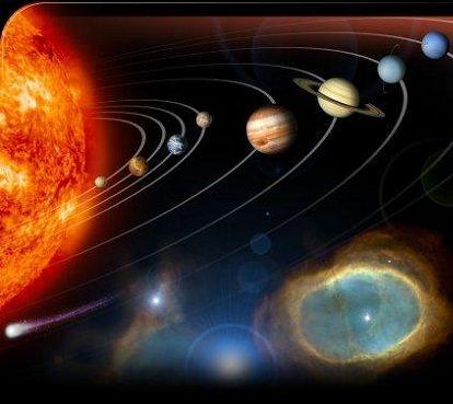 Sunčev sustav (Izvor: NASA)