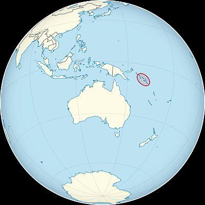 Solomonski otoci (foto: Wikipedia)