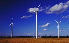 Vjetroturbine  (foto:Solarrochester.com)
