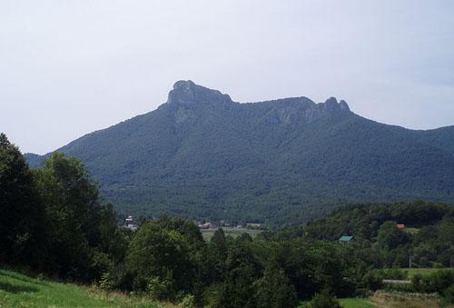 Planina Klek (foto: Wikimedia Commons)