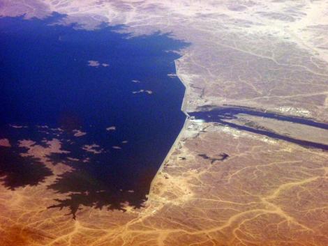 Negativna strana hidrocentrala (foto: Wikimedia Commons)