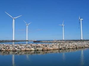 Vjetropark u Danskoj (foto: Wikimedia Commons)