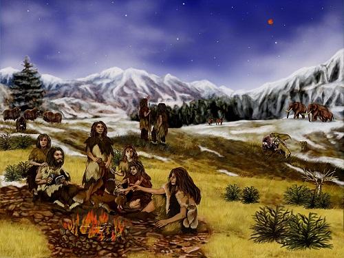 Homo neanderthalensis (Izvor: Wikimedia Commons)