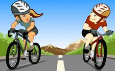 Dječak i djevojčica na biciklu (foto: Free Digital Photos)
