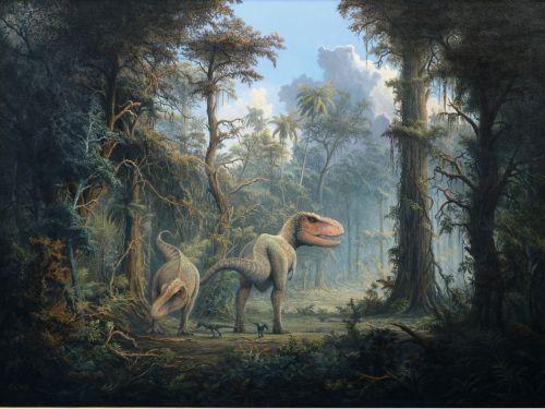 Tyrannosaurus rex (Uz dopuštenje: Gerhard Boeggemann)